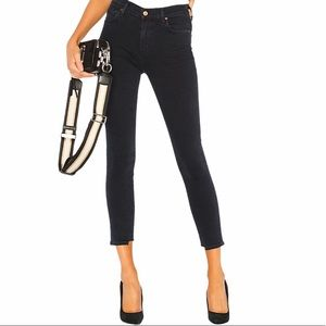 Citizen of Humanity Rocket Crop High Rise Jeans